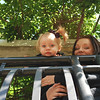 My great-niece Makayla and her mother Amanda were checking out the view below at Shadyside Park in Anderson.<br /> <br /> Photographer's Name: Jenee Wilber<br /> Photographer's City and State: Anderson, Ind.