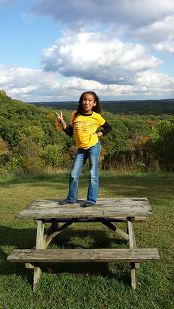 Reece VanBlair at Brown County State Park.<br /> <br /> Photographer's Name: Jennifer VanBlair<br /> Photographer's City and State: Frankton, Ind.