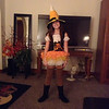 Lexie in her Halloween costume.<br /> <br /> Photographer's Name: Terena Dodd<br /> Photographer's City and State: Anderson, Ind.
