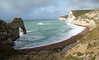 Durdle Door on 20th October 2013