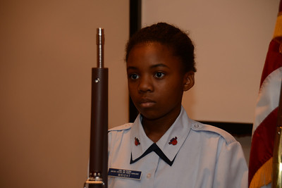 October East  Coast Chapter Tuskegee Airmen Meeting-Civil Air Patrol Squadrons visit
