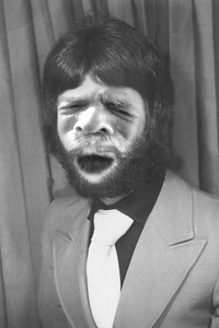 Billy Bob's brother Cletus. He likes to monkey around. He used to sing harmonies for the Monkees.