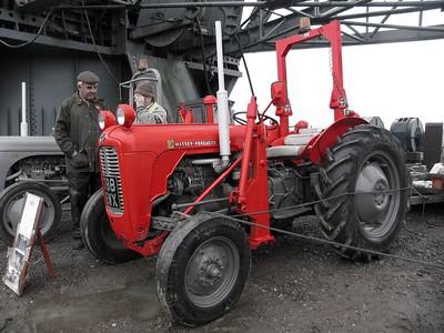 1963 Massey Ferguson Tractor