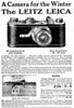 1929 Leica Advert.