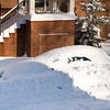 December 20, 2009: Blizzard of 2009<br /> Don't think that car's going anywhere anytime soon!