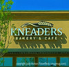 Kneaders sign