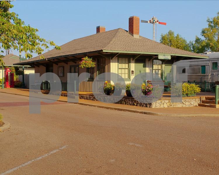 Collierville Station