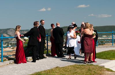 Wedding, Crow Head, 2010