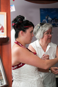 Wedding, Corner Brook, 2010