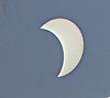 This is just show got some sort of eclipse even though off centre