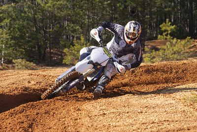 Off Road Riding