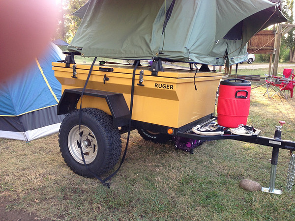 Off road trailer, Ruger Trailers