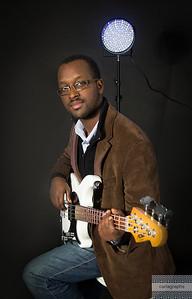 Bass Player Full-