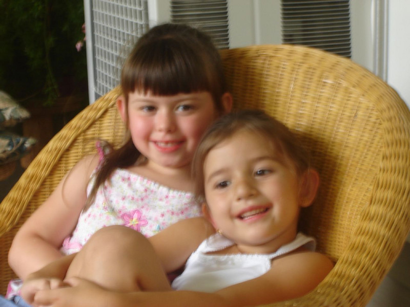 Ohio Visit <br /> Grace and Jordan The very best of Friends