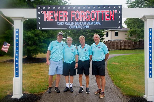 Ohio fallen heroes golf 2016