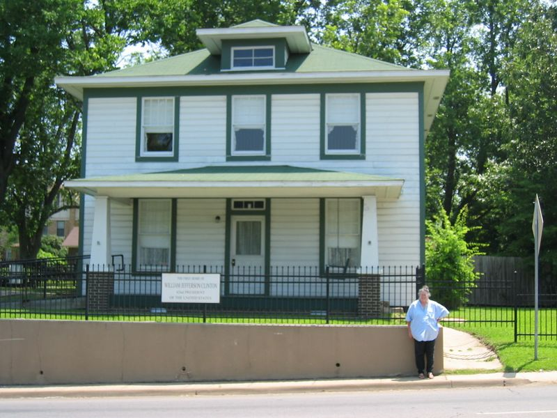 Bill Clinton's birthplace