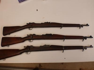 World War I rifles
