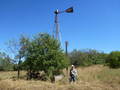 Lawrence Taylor's windmill