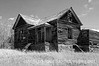 An abandoned house in Cripple Creek, Colorado; best viewed in the larger sizes