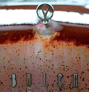 Rust on Buick