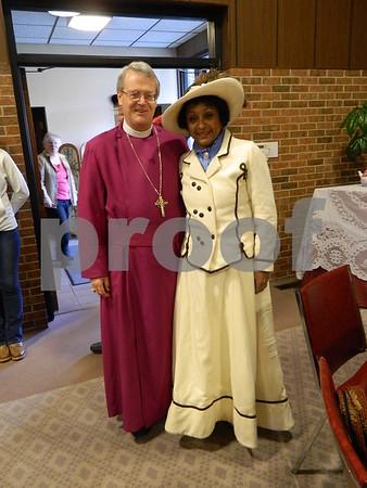 Alan and Donna Scarfe Bishop of Iowa