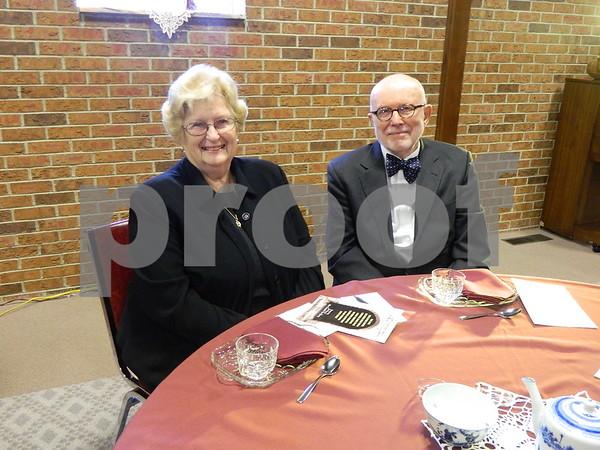 Tom and Sondra Price