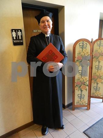 Richard Groves (The Reverend) Rector, st. Marks