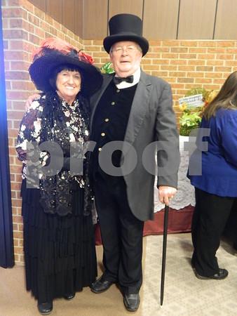 Edward and Joanne Tjelmeland