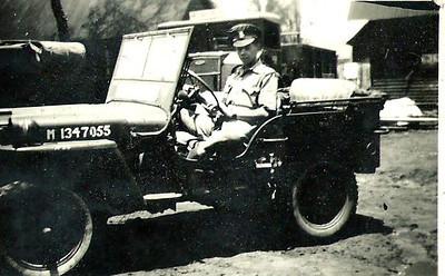 Lewis Prince, Nairobi, Kenya, March 1948