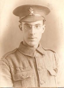 473513 Rifleman Frederick Horner, 1/12th London Regiment (Rangers). TF.