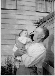 David John Prince and Charles Albert Prince 1950.