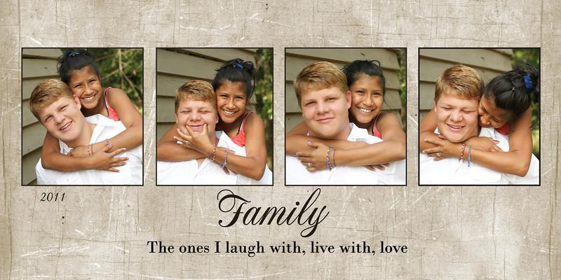 McNeil family  5x10 10x20 #2