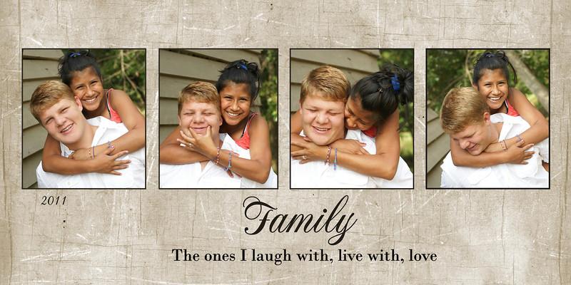 McNeil Family 10x20 5x10