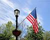 Beautiful American Flag in Glen Cove,NY.