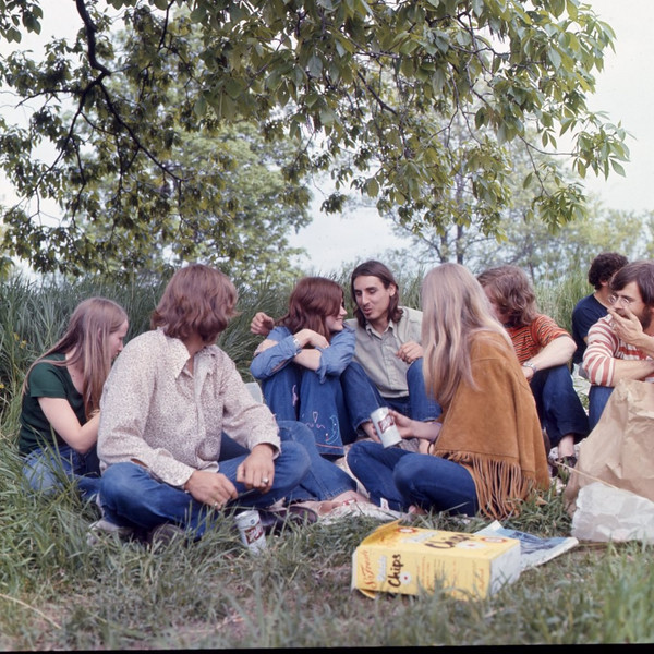 I think this was Sept. 71<br /> L-R  Debra Harris, Matt Bauman, Ann Kelly, Fred Pullman, Diane Harris, David Baker