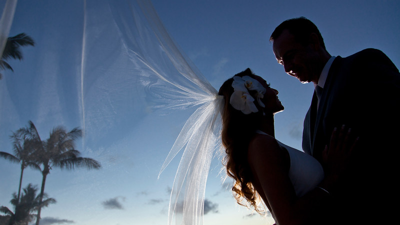 Davy & Chris's Maui Wedding