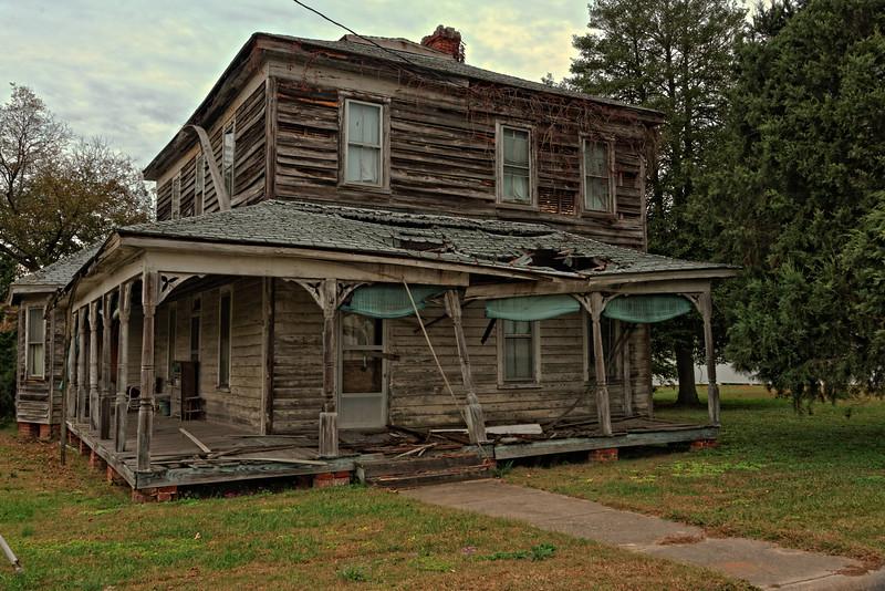 House in Downtown Jackson, NC, Northhampton County