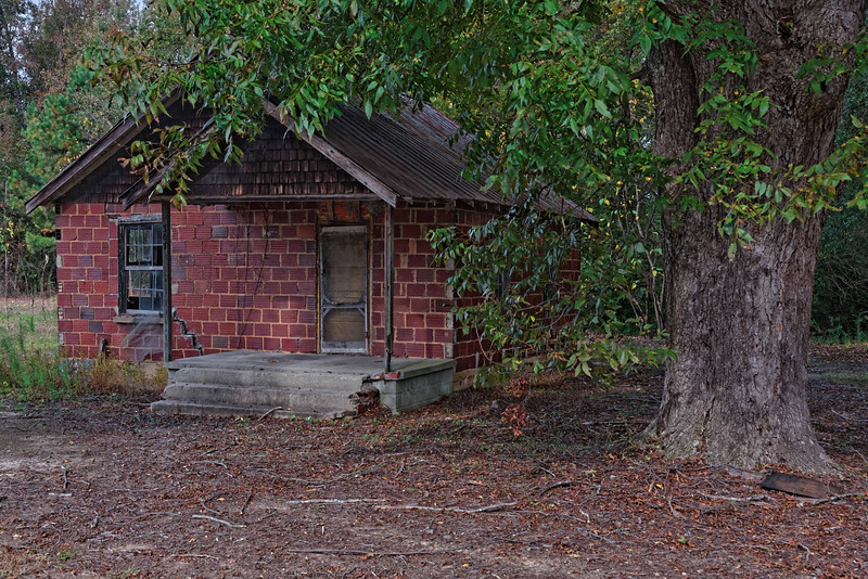 Brick Tile House - Hobgood, NC