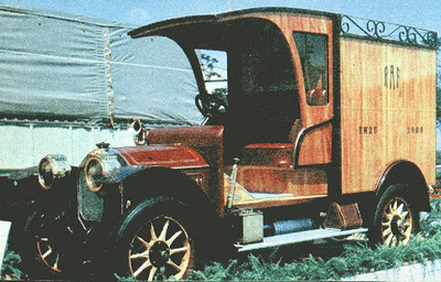Auto z Liberce