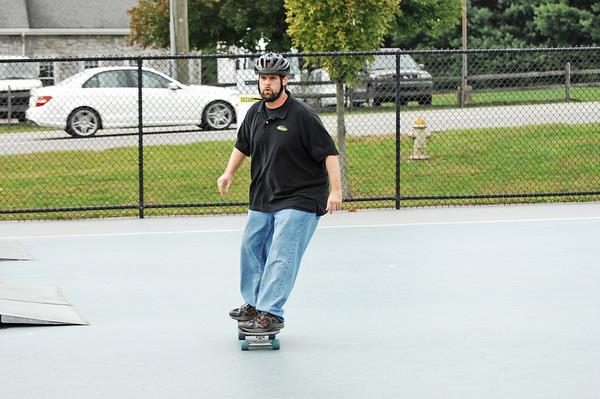 Old Man Skate Jam