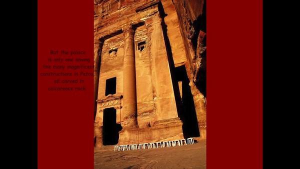 Petra, Jordan  Review Nov. 2017