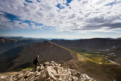 Aug 11, 2011  Climb Up  Mt. Torreys 14,267ft Grays Peak 14,270ft   View Photos & Video