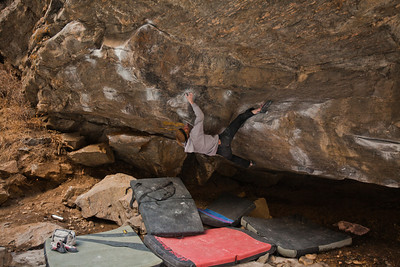 March 1, 2011  Clear Creek Bouldering    View Photos & Videos