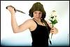 """Cut Flowers""<br /> <br /> Model<br /> Mina Delic<br /> <br /> Props<br /> David MacKinnon"