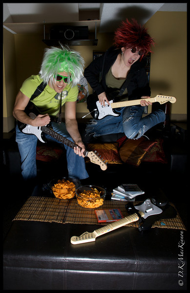 """Rock Band""<br /> <br /> Models<br /> Mina Delic<br /> Cyril Moukarzel - <a href=""http://www.modelmayhem.com/1781859"">http://www.modelmayhem.com/1781859</a><br /> <br /> Co-photographer<br /> Dan Goulet"