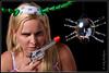 """""""Bugged""""<br /> <br /> Model<br /> Nadia Netchaev - <a href=""""http://www.modelmayhem.com/1003277"""">http://www.modelmayhem.com/1003277</a><br /> <br /> Props<br /> David MacKinnon"""
