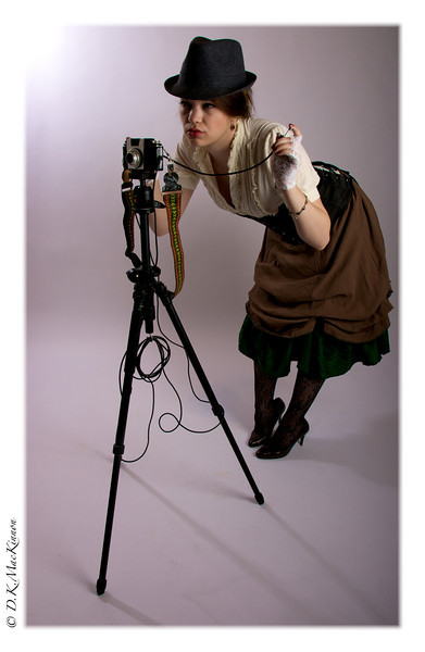 """The Photographer""<br /> <br /> ""Flash""<br /> <br /> Model<br /> Tala Roden - <a href=""http://www.modelmayhem.com/2373545"">http://www.modelmayhem.com/2373545</a>"