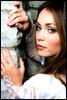 """""""Bride""""<br /> <br /> Model<br /> Caitlin Clemmens<br /> <br /> Makeup<br /> Clarisse Cale"""