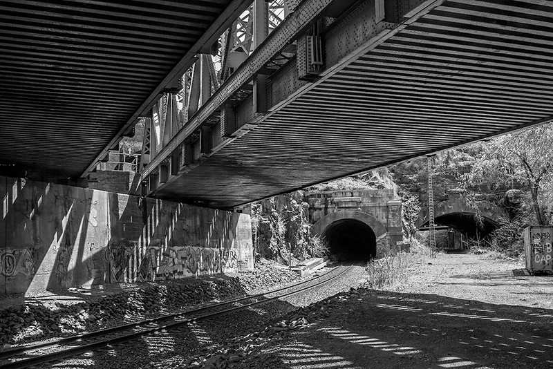 Portals and Trestles<br /> ©2014 Peter Aldrich
