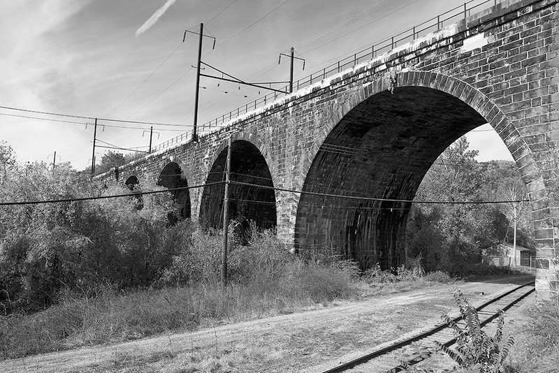 Coatesville High Bridge<br /> ©2011 Peter Aldrich